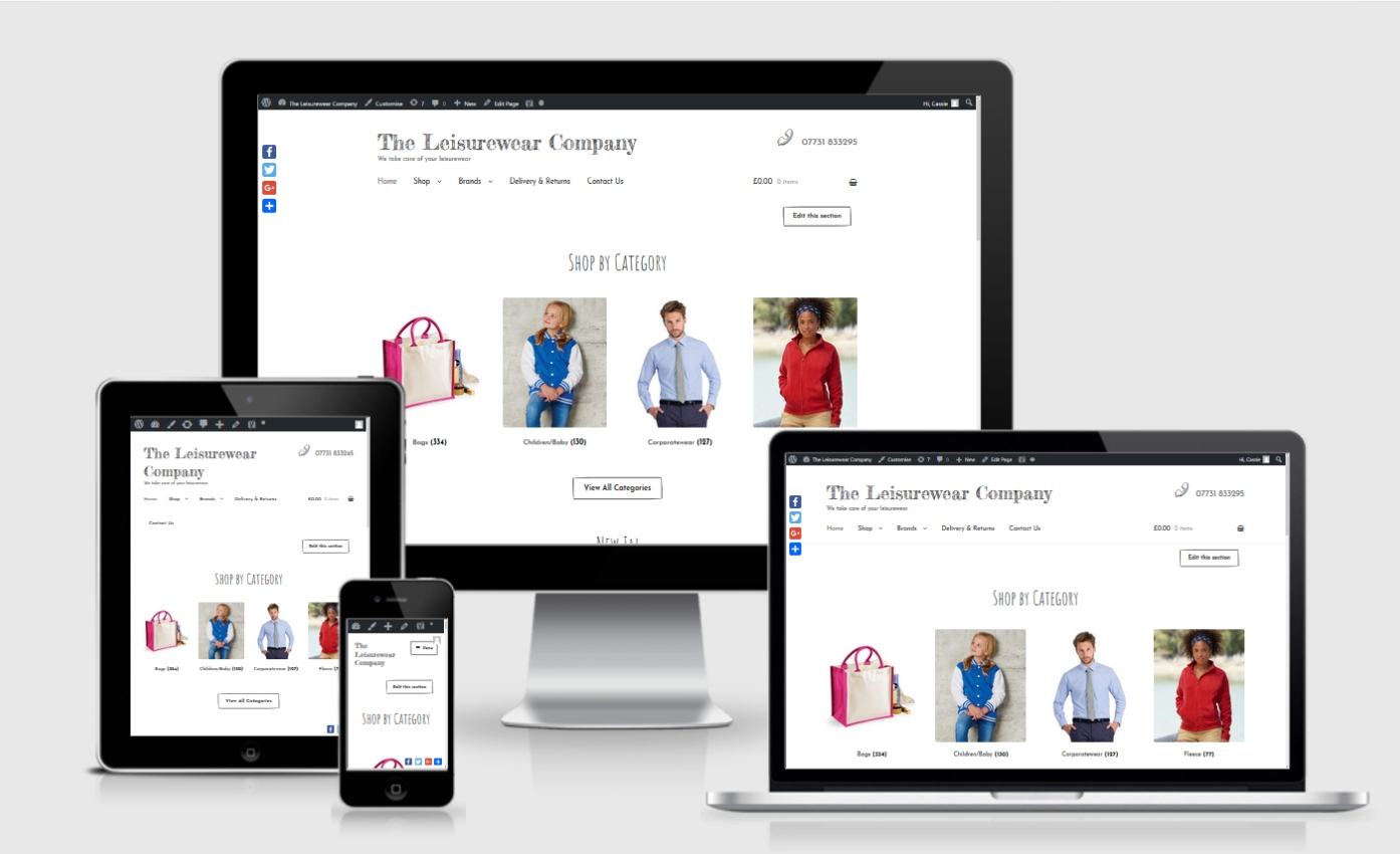 The Leisurewear Company